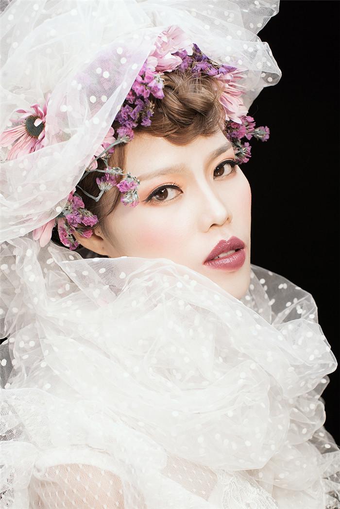女王妆-伊丽莎白 化妆造型