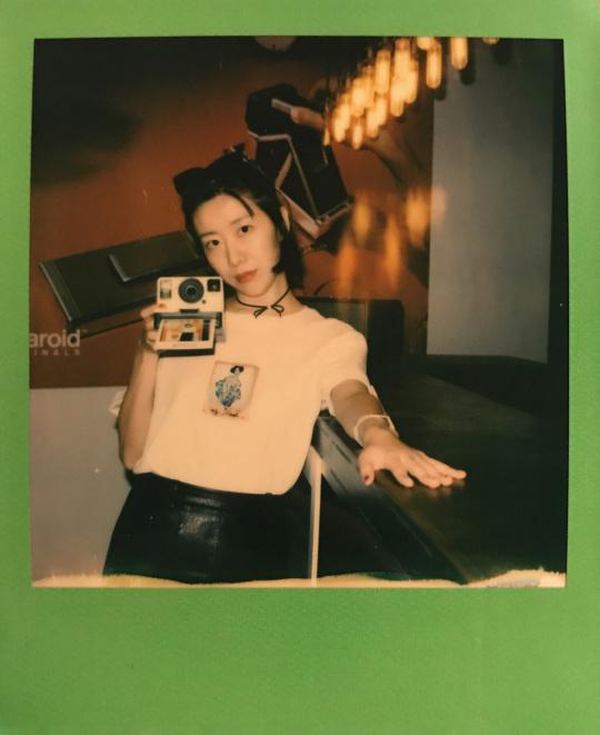 时尚摄影师欢岛:放下重物,持续爆炸