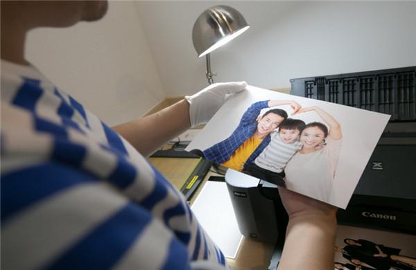 天真蓝:品质没有妥协 用细节打印小照片的传奇