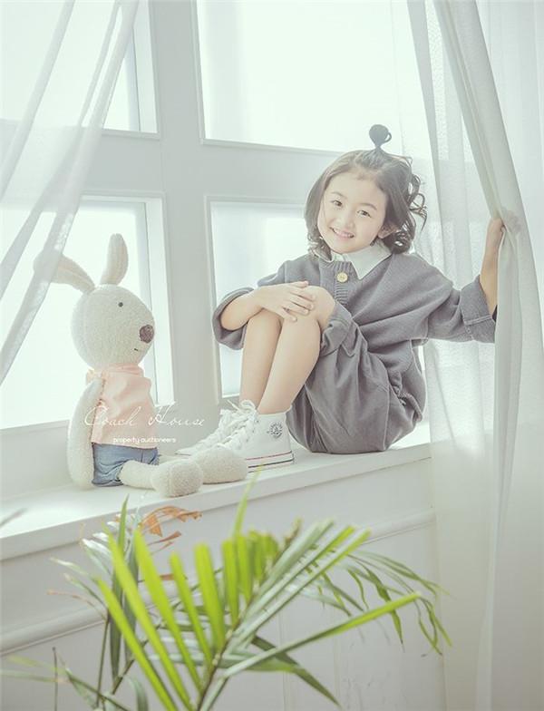 儿童摄影中重要的角色——引导师