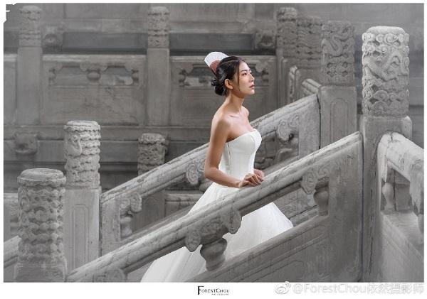 婚礼婚纱摄影师周森:感谢爱与真实