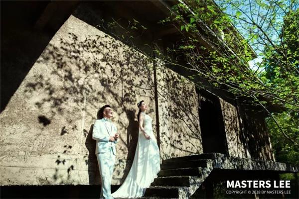 婚纱摄影新兴风格,新旧交替你喜欢哪一个?
