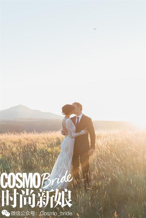 一起来看看最受新人喜爱的婚纱摄影是什么样的