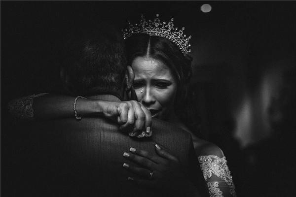 令人拍案叫绝的婚纱摄影,视角你永远想不到