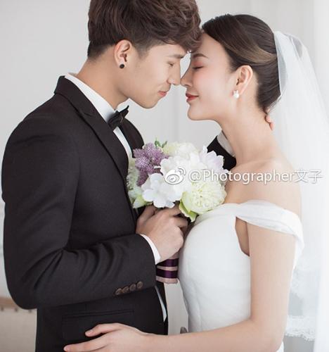 简爱系 婚纱照