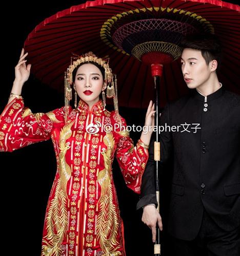 时尚中国 婚纱照