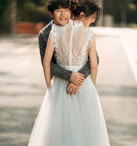 爱恋 婚纱照