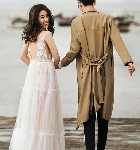 闪耀缤纷 婚纱照
