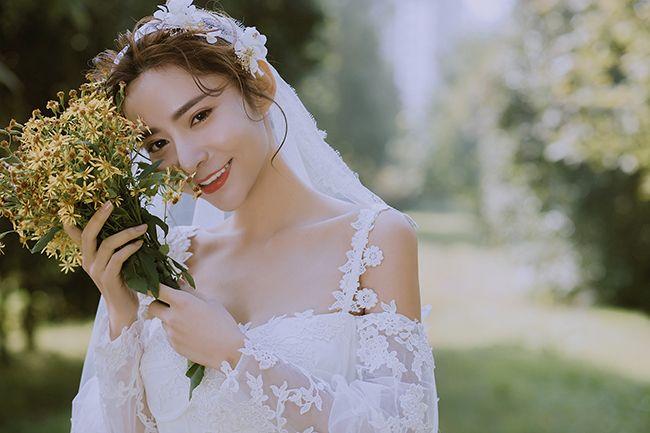 洛丽塔 婚纱照