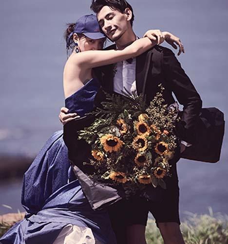 爱在远方 婚纱照