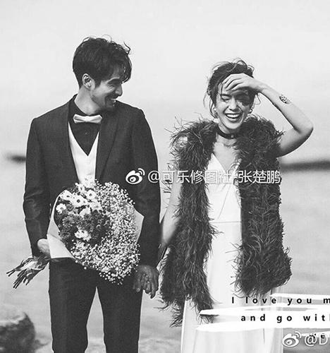 最美的时光 婚纱照