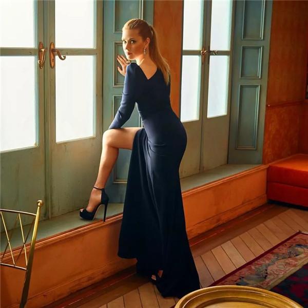 时尚摄影:奥斯卡的群星像