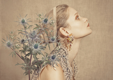 最新影樓資訊新聞-國際時尚攝影師Elena Iv-Skaya新作 展現女性高雅身姿