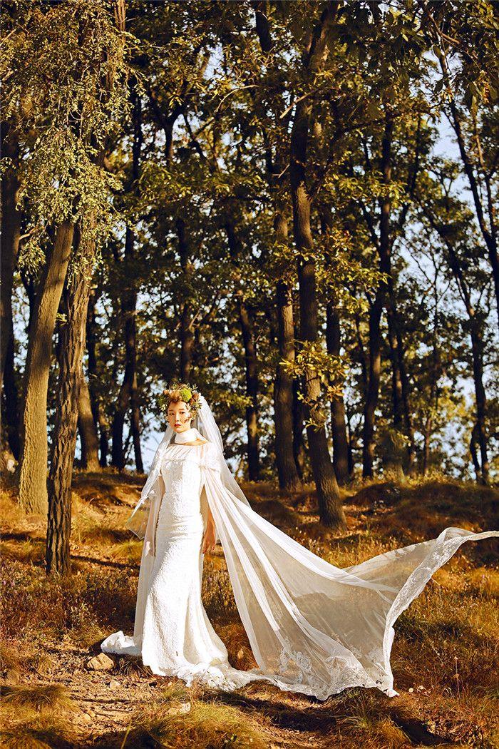 森林系仙子 写真摄影