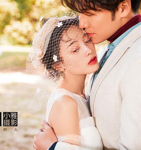 快乐时光 婚纱照