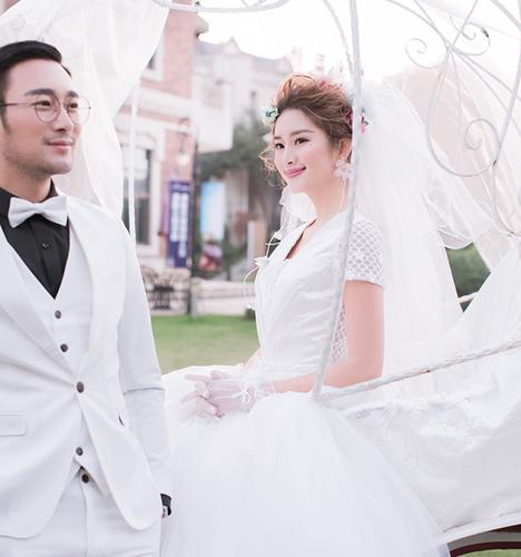 唯美时刻 婚纱照