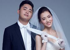 相依 轻盈浪漫的新娘造型