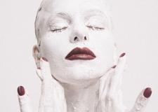 创意十足的妆容造型