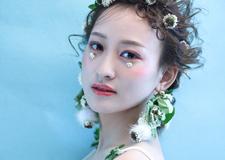 最新影楼资讯新闻-2018*新夏日小清新新娘造型