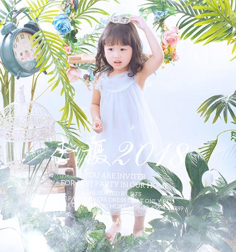 Little Flower Fairy 儿童摄影