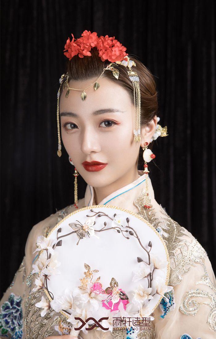 时尚创意妆面 化妆造型图片