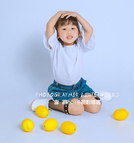 Lemon Girl 儿童摄影