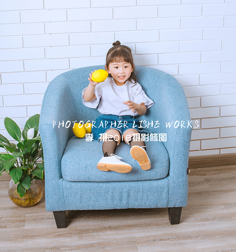 My little couch 儿童摄影