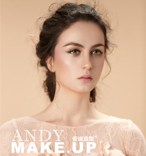 仙美新娘造型 化妆造型