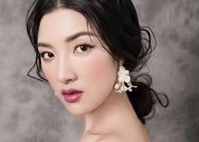 实用韩式新娘造型
