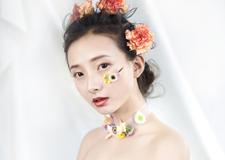 优雅动人的新娘造型 倾心演绎春日浪漫