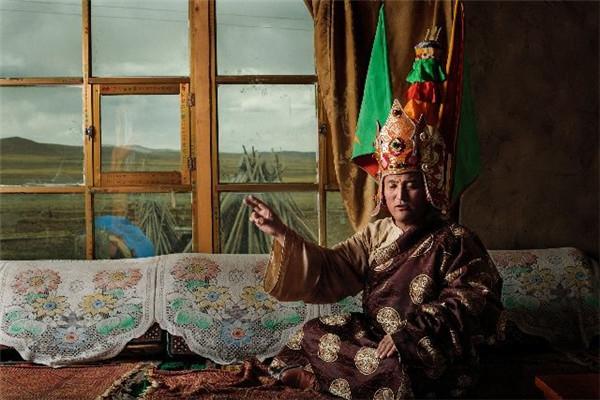 """追""""梦""""摄影师罗娴:这组西藏照片竟获英美大奖"""