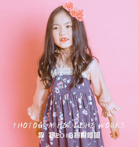 a little pink 儿童摄影