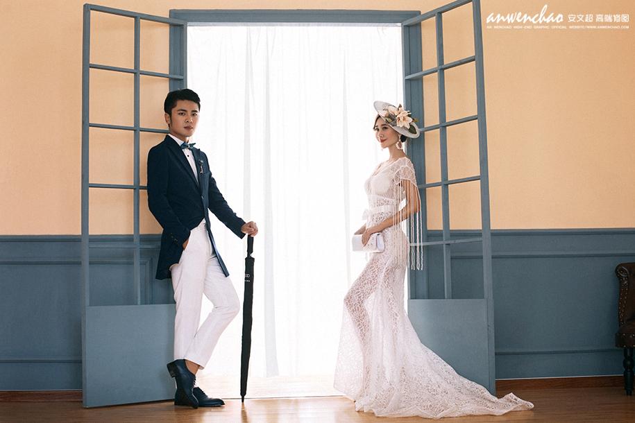 时尚态度 NO.2 婚纱照