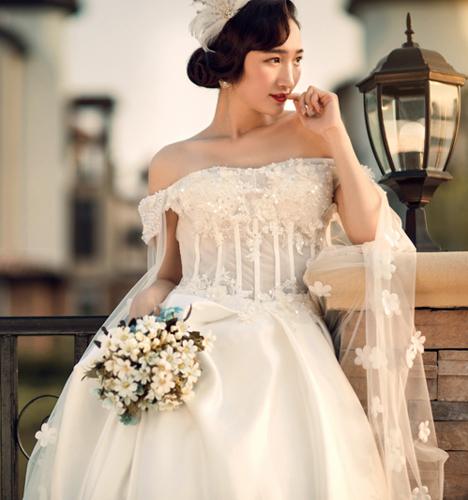 托斯卡纳 婚纱照