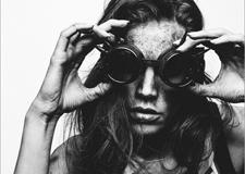 直击时尚之美 Pierre Turtaut另类人像时尚摄影