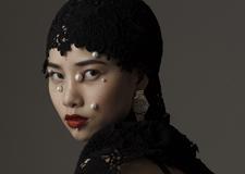 创意时尚妆容造型欣赏