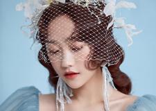 花漾甜心系列 精致俏皮的新娘妆容