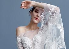 仙美婚纱系列新娘造型