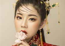 中式系列新娘造型 演绎最美中国风