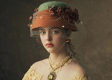 古典时尚造型 怀念时光的味道