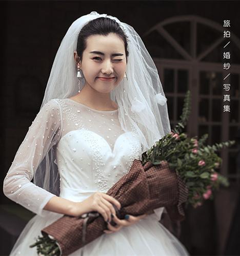 西安外景 婚纱照