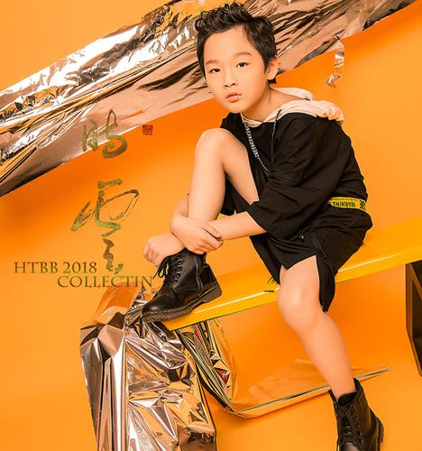 轻时尚 儿童摄影