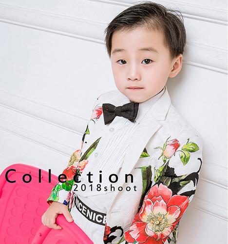 时尚小子 儿童摄影
