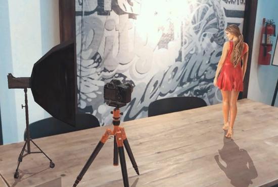 人工智能Photo Studio AR交你如何把照相馆放进口袋里