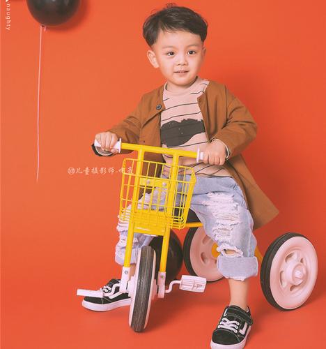 日系风 儿童摄影