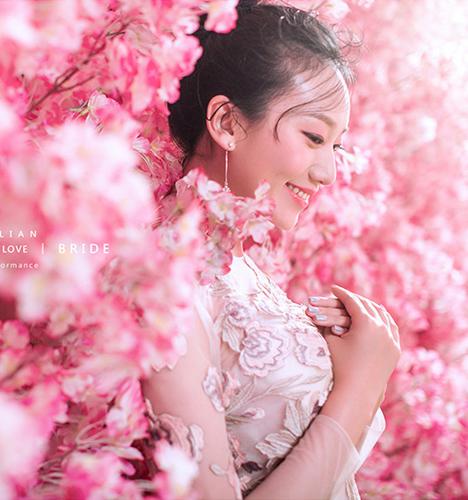 韩式爱情 婚纱照