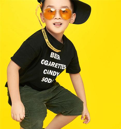 时尚儿童 儿童摄影
