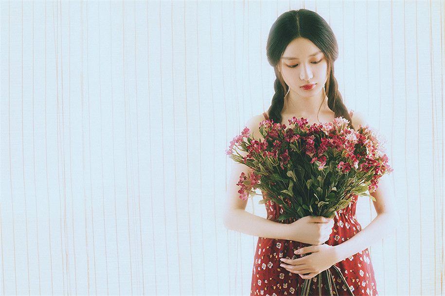蔷薇物语 写真摄影
