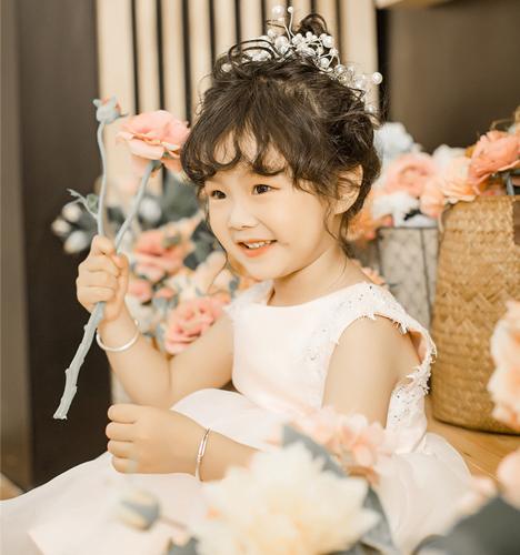 花仙子 婚纱照