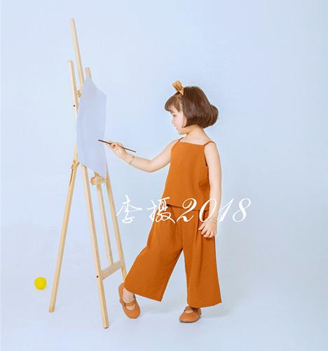 Little painter 儿童摄影